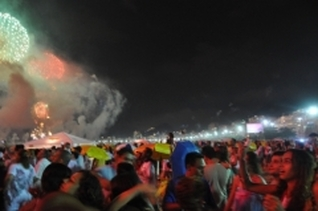 New Year's Eve Rio Activities