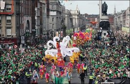 Festival Trips to Dublin for St Patrick's Day