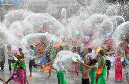 Festival Trips to Thailand for Songkran